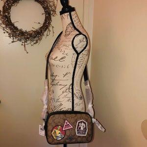 Coach x Star Wars Jes Crossbody Bag w/ Patches